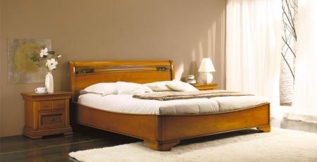"""Кровать """"Шопен"""" без изножья."""