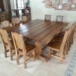 Амма:стол со стульями