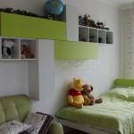 Детская комната коллекции TAG фабрики SILOMA