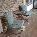 Кресла Прованс и столик Маркиз.